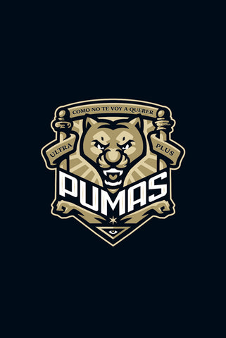"Phone Wallpaper ""Pumas"""