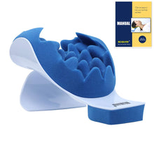 Load image into Gallery viewer, REARAND Neck and Shoulder Relaxer Neck Pain Relief and Support Shoulder Relaxer Massage Traction Pillow Chiropractic Pillow for Pain Relief Management and Cervical Spine Alignment