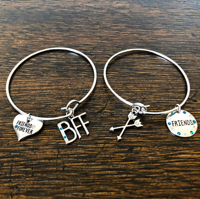 Best Friends (BFF) Charm Bracelets - Peacefully You