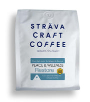 CBD Strava RESTORE- Hemp Oil Infused Coffee (120mg) - Peacefully You