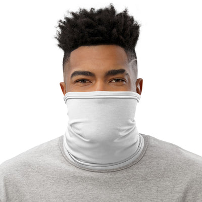 Neck Gaiter - Available in White
