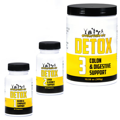 1•2•3 Detox Kit - Evolution Fit