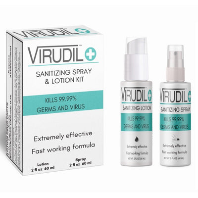 Sanitizing Kit - Evolution Fit
