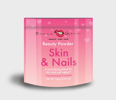 Beauty Powder Skin and Nails - Evolution Fit