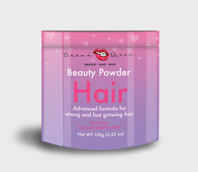 Beauty Powder Hair - Evolution Fit