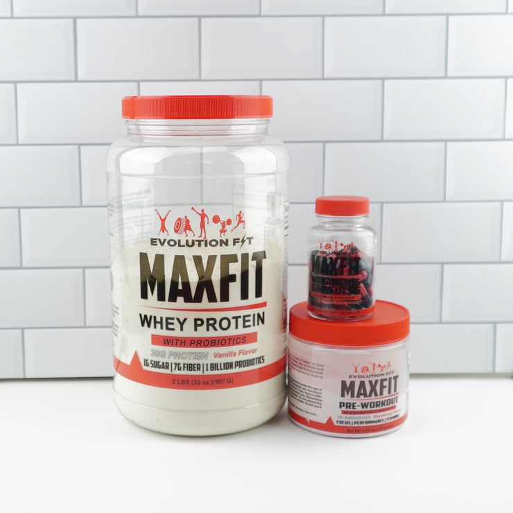 Max Fit Kit - Evolution Fit