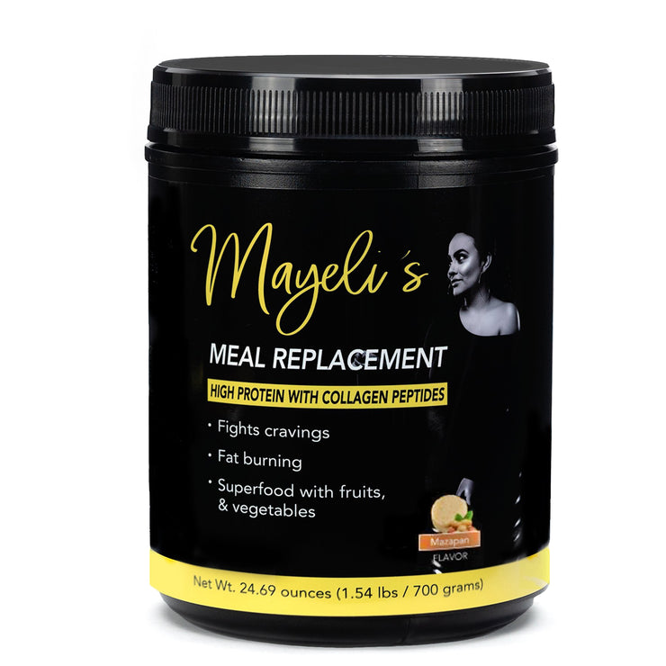 Mazapan  Meal Replacement Shake - Evolution Fit