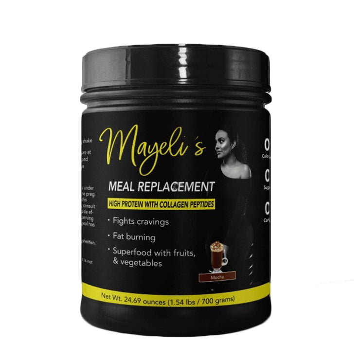 Mocha Meal Replacement Shake - Evolution Fit