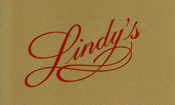 ONLINE Lindy's Gift Cards