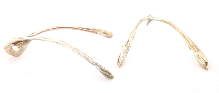 Exclusive Wishbone Pendant Necklace