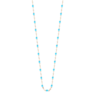 Gigi Clozeau 18K Classic Resin Necklace 16""