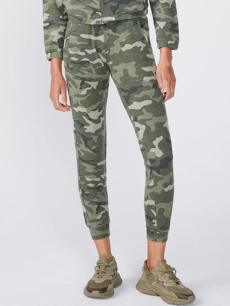 Urban Camo Supersoft Jogger