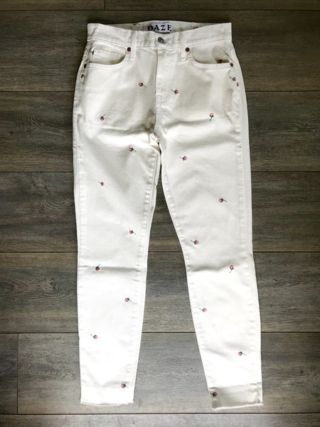 Moneymaker High Rise Vintage Skinny