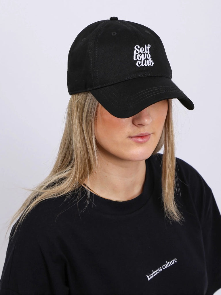 """Self Love Club"" Ball Cap"