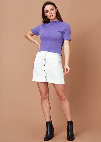 Morengo Short Sleeve Top
