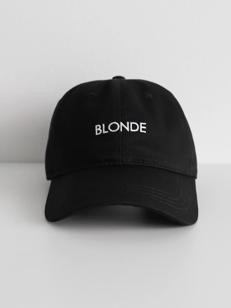 """Blonde"" Ball Cap"