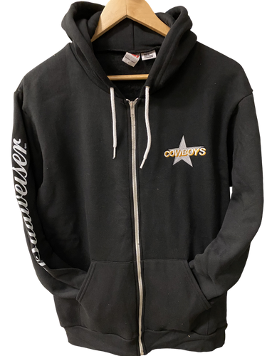 TEAM COWBOYS Zip Up