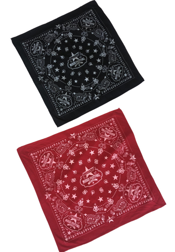 Cowboys Bandanas (4 PACK)