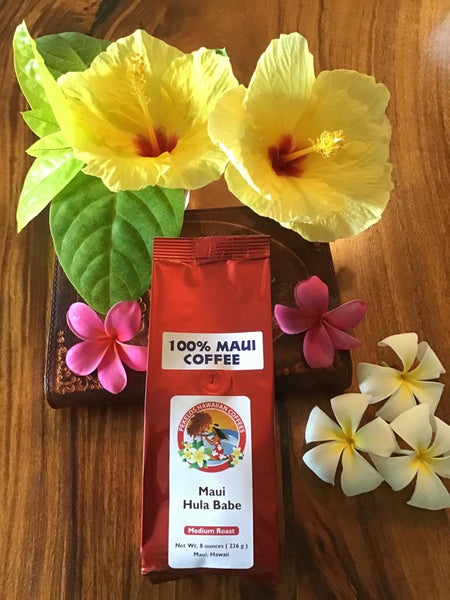100% Maui Grown Coffee 8 oz