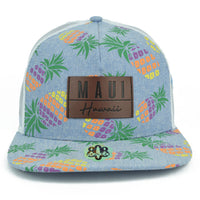 Maui Hawaii Pineapple Hat