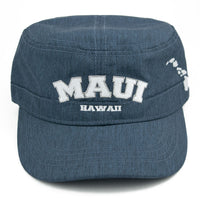 Maui Hawaii Military Hat