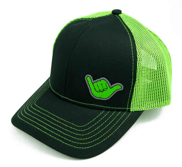Shaka Patch Trucker Hat