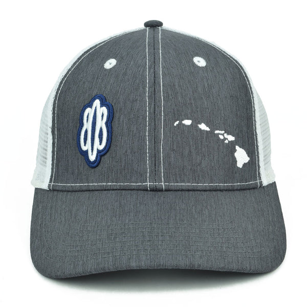 Small Hawaiian Islands 808 Trucker Hat