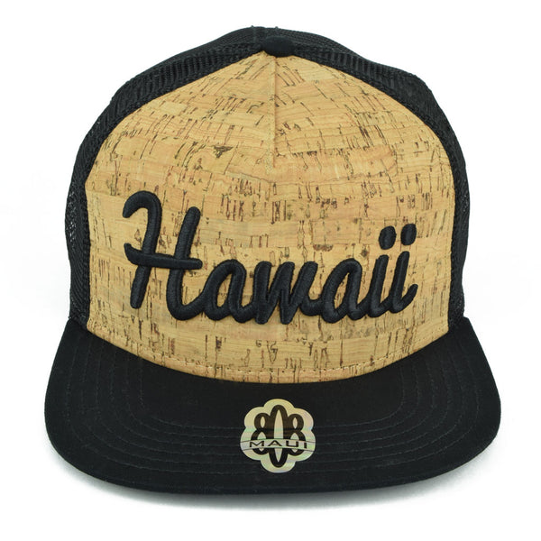 Hawaii 3D Flat bill Hat