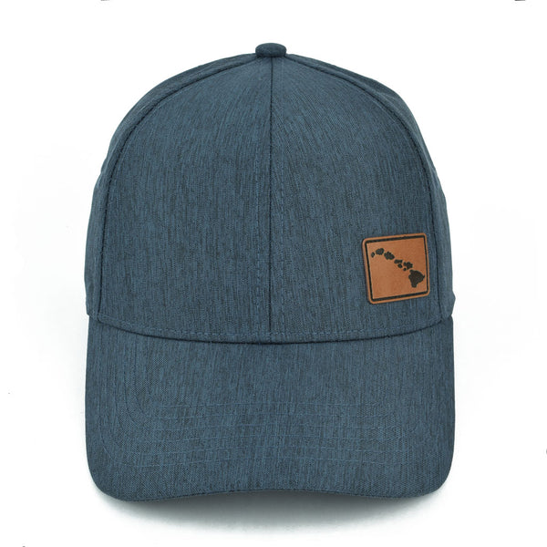 Small Hawaiian Islands Patch Hat