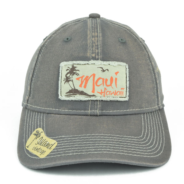 Palm Tree Patch Hat