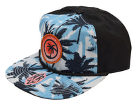 808 Palm Tree Patch Hat