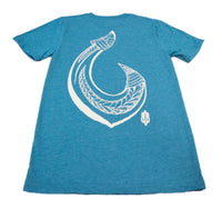 Hawaiian Hook T shirt
