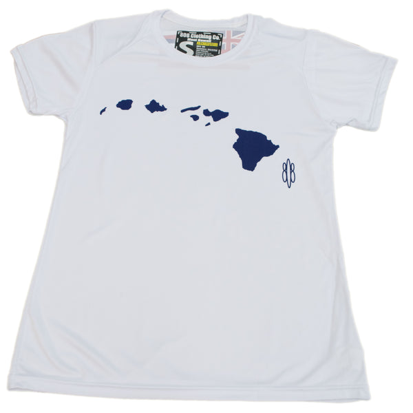 Ladies Performance Hawaiian Islands T-shirt