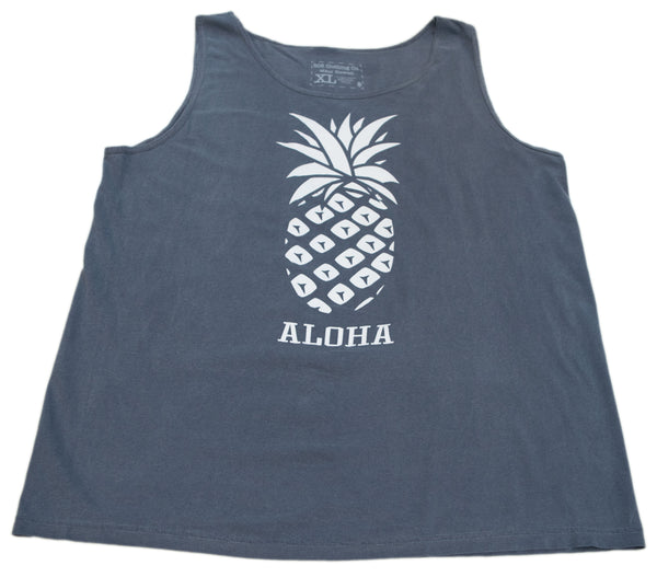 Pineapple Tank Top (Large & X-Large only)