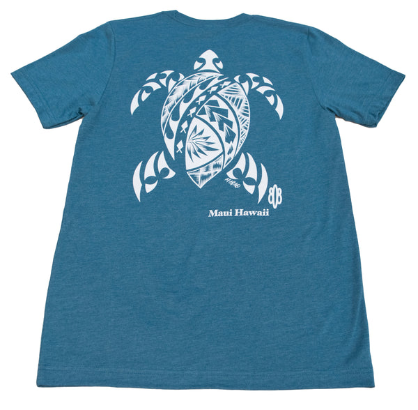 Tribal Hawaiian Honu2 T-Shirt