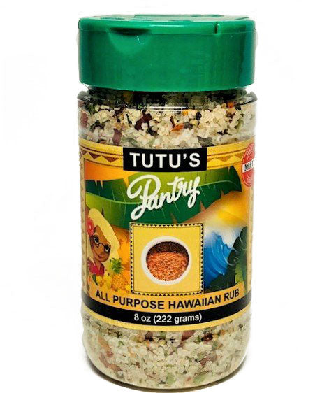 All Purpose Hawaiian Rub