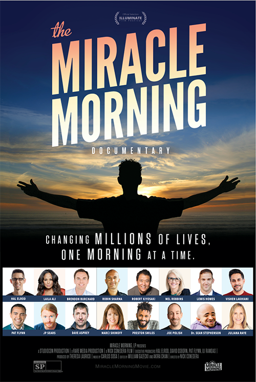 The Miracle Morning Movie LIVE Experience
