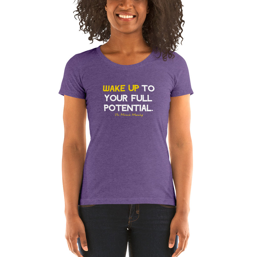 Wake Up Women's Tee