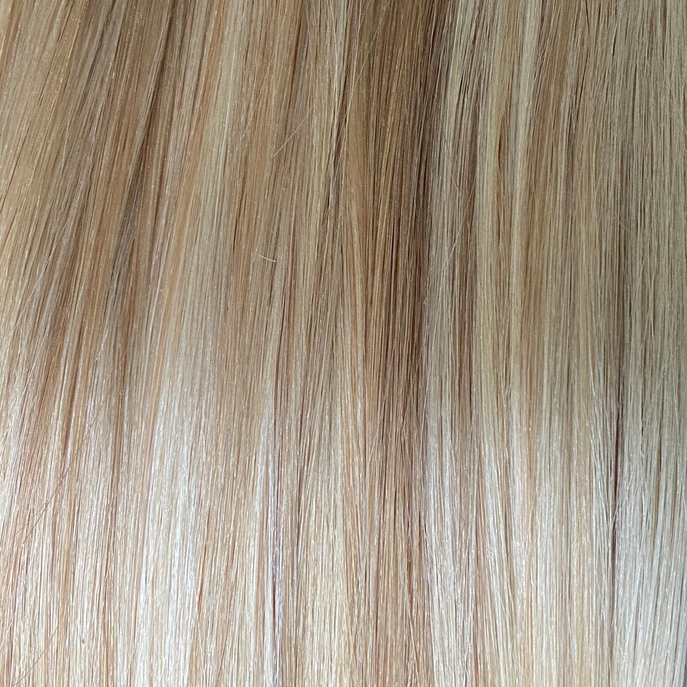 Champagne Blonde (#18/613) Clip Ins