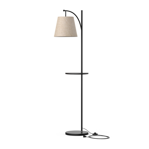 Modern Shelf Floor Lamp