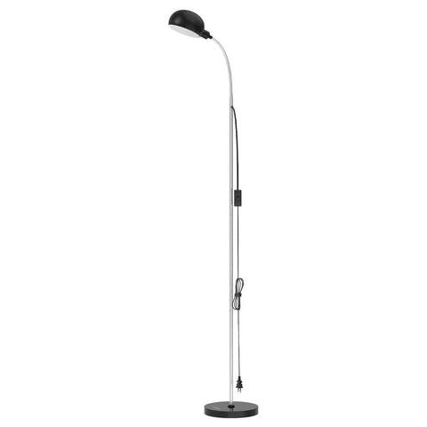 Metal Floor Lamp with E12 Lamp Base