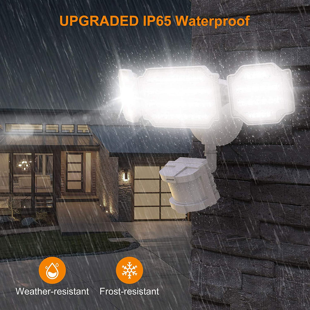 45W & 4500LMLED Motion Sensor Light