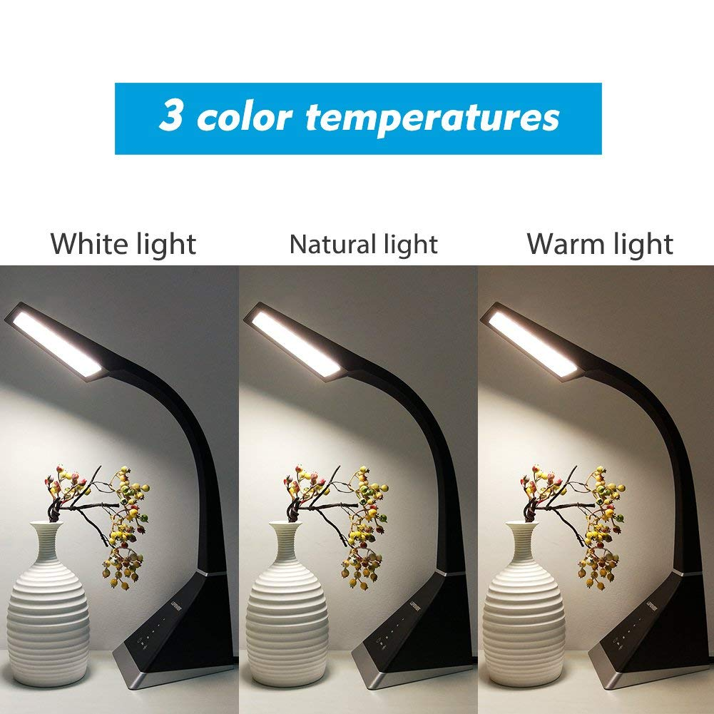 8W Eye-Caring Touch Control LED Desk lamp
