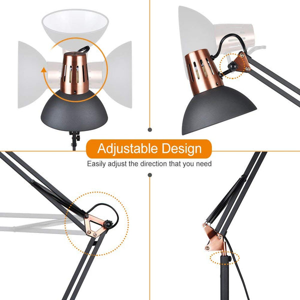 Classic Metal Floor Lamp