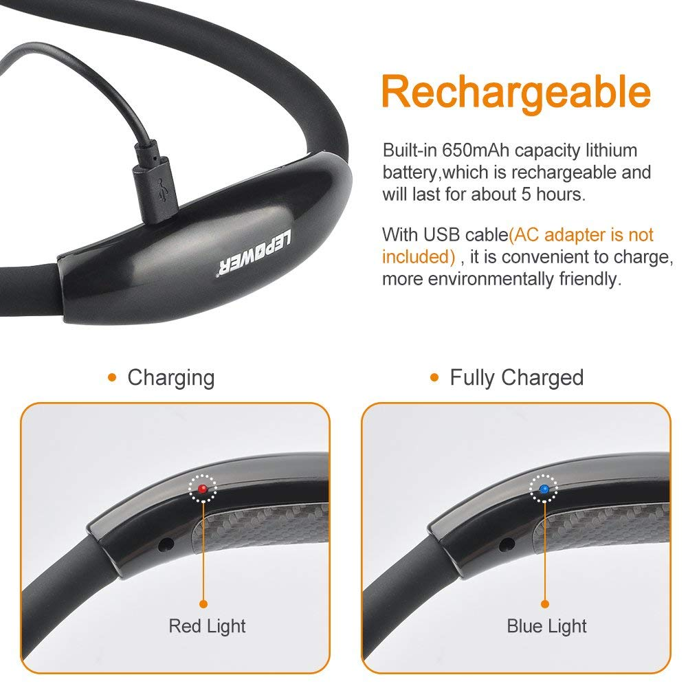 Rechargeable Reading Neck Light