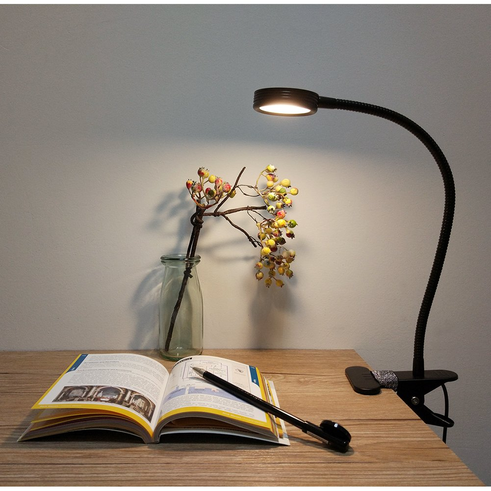 Color Changeable Clip Lamp