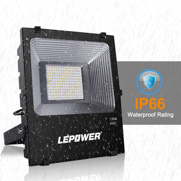 11000LM LED Flood Lights, 150W Super Bright