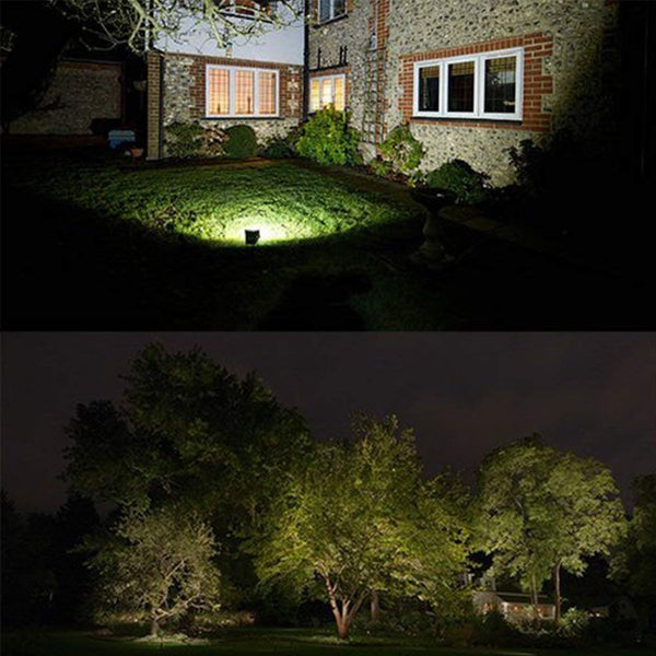 100W & 8000LM LED Flood Light