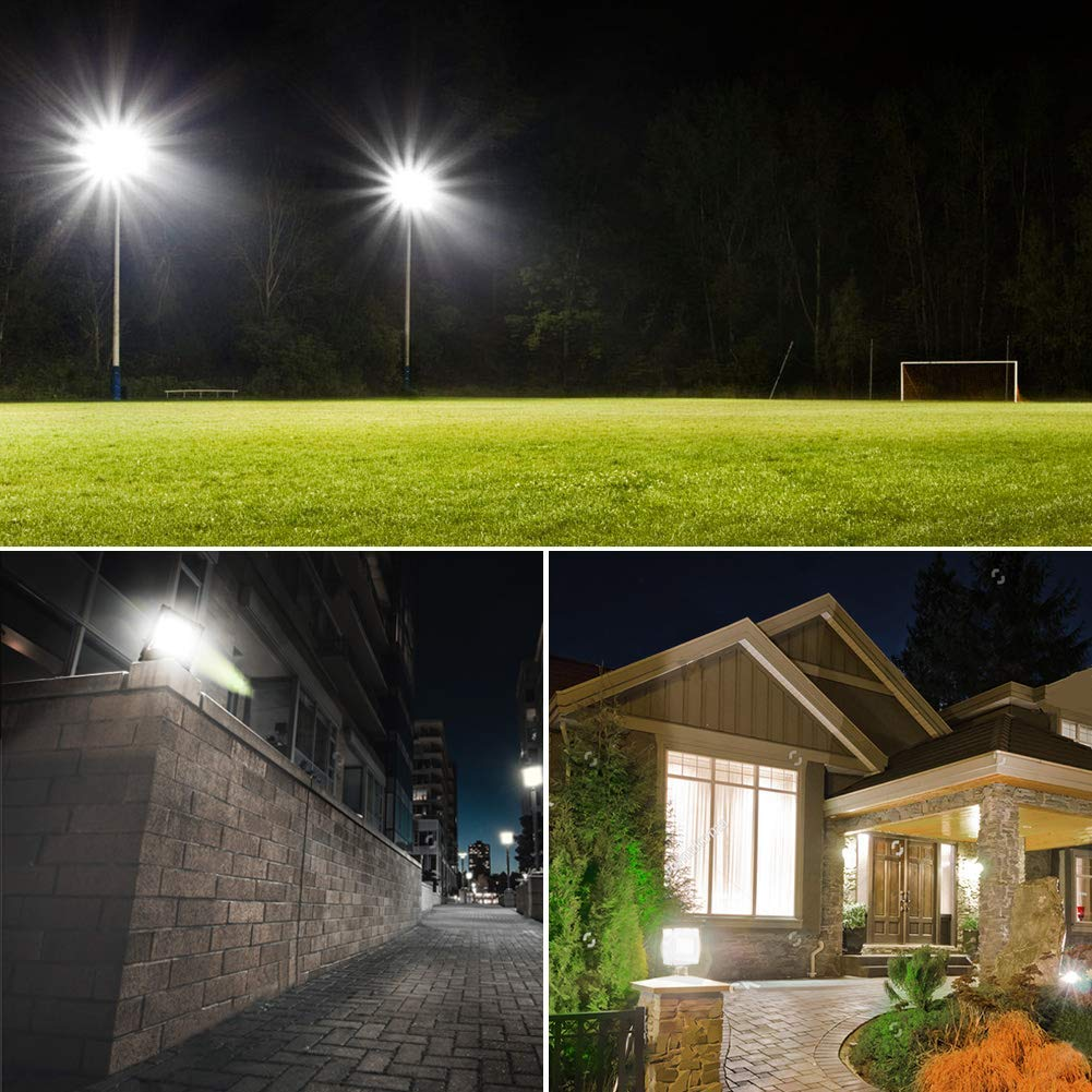 150W & 11000LM LED Flood Light