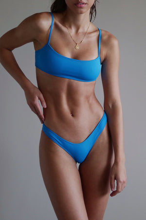 BLISS TOP - AZURE